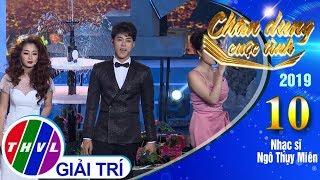 Chân dung cuộc tình Mùa 3 - Tập 10[10]: Lk Niệm khúc cuối...- Hồng Gấm, Thu Hằng, Phan Ngọc Luân