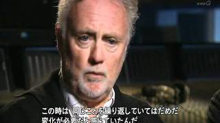 Brian May and Roger Taylor Interview 2011 for Japanese TV