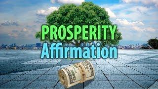 Prosperity Affirmation (Divine Abundance Exercise) Jason Powers