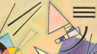 Schwarz Und Violett (Kandinsky)
