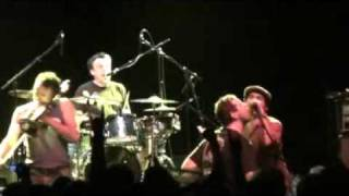 """SNUFF """"Whatever Happened To...."""" Live London May 3 2009"""