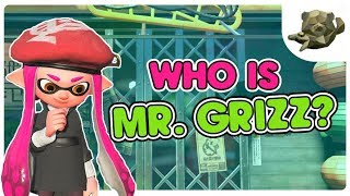 Who Is Mr. Grizz?