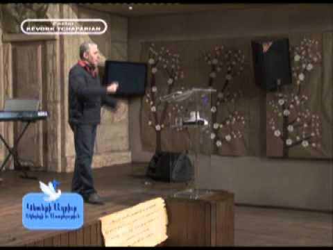 Յովնաթան Դաւիթի Կ'օգնէ - Իսկական Սէրը (Ա.Թագաւորաց 20.1-43)
