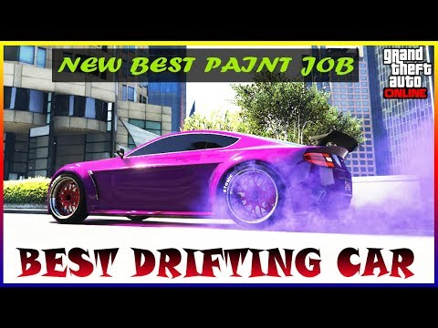 GTA 5 Most Drifting Car In 2018