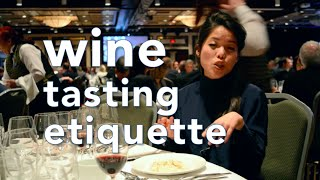 Wine Tasting (How to Wine Tasting for Beginners) 🍷
