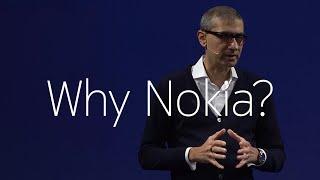 Rajeev Suri: Why Nokia?