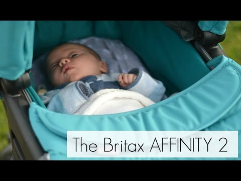 The Britax AFFINITY 2 – Review