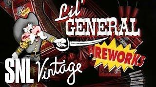 Lil' General Fireworks - SNL - Video Youtube
