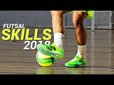 Most Humiliating Skills & Goals 2018 ● Futsal #2