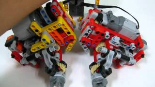 LEGO 9398 MOD with XL motor(WIP)