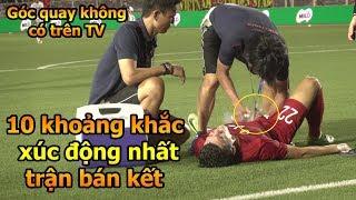 DKP clip hay nhất trận bán kết U22 Việt Nam : Tiến Linh chấn thương , HLV Park Hang Seo ngủ gật