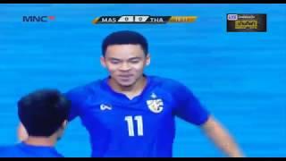 ไฮไลท์ ฟุตซอลไทย 4-2 มาเลเซีย ชิงแชมป์อาเซียน 2018 นัดชิง 11/10/61