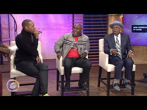 black jeopardy with mark curry david mann and michael