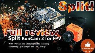 ✔ Полный Обзор Runcam Split - 2 in 1 FPV and HD Camera! Супер Новинка!