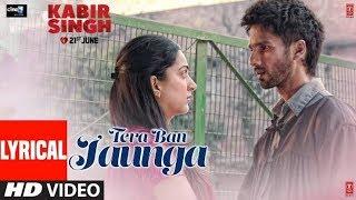 Main Tera Ban Jaunga Full Song Lyrics   Shahid   - YouTube
