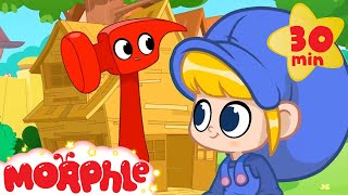 Mila's Club House - My Magic Pet Morphle | Cartoons For Kids | Morphle TV | Mila and Morphle