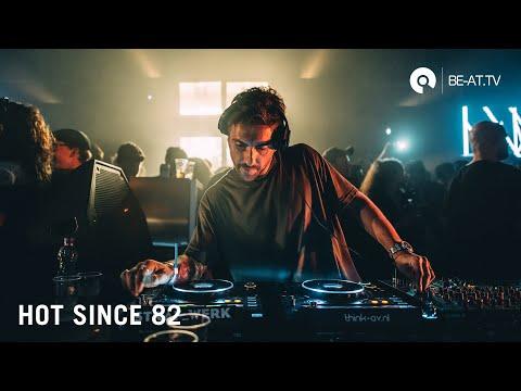 Hot Since 82 DJ Set @ Mirante 9 de Julho in São Paulo, Brazil