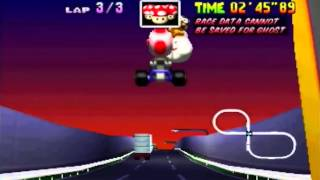 Toad's Turnpike SC flap World Record - 34.66 (PAL)