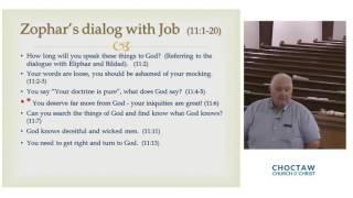Book of Job - #5