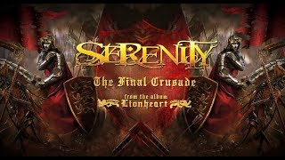 Gambar cover SERENITY - The Final Crusade (Official Lyric Video) | Napalm Records