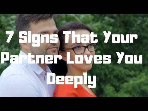 Download 7 Signs That Your Partner Loves You Deeply | MP3 Indonetijen