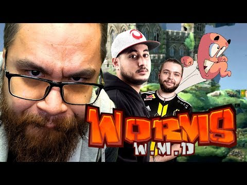 ROBI, ALLIANCE ? (ft. Gotaga) | WORMS WMD
