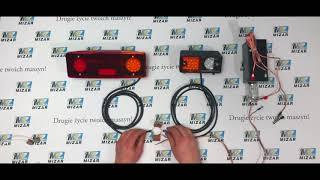 Mizar Poradniki   #1  Instalacja Lamp LED Ursus C-360 z opornicą