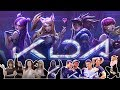 50++ Dancers around the world perform K/DA-POP/STAR (League of Legends) together Extremely explosive