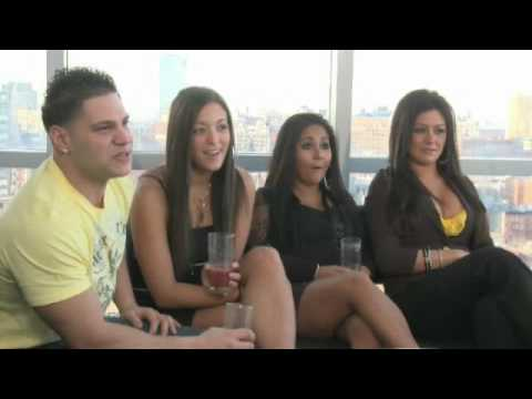 Jersey Shore 4.12 Clip 'Not Coming to Jersey'