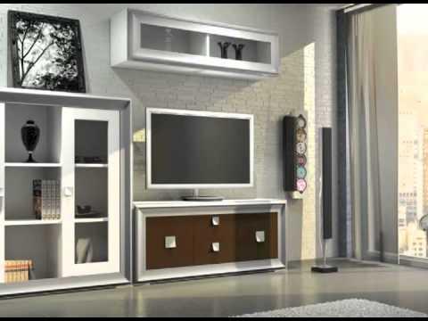 composiciones de muebles de salon