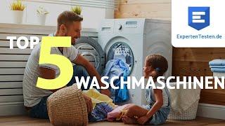 Waschmaschine Test 2021 - Die besten Waschmaschinen im Vergleich