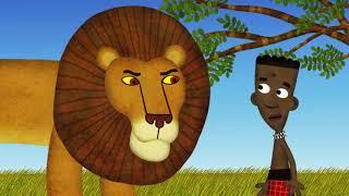 Кани и Симба - новый добрый мультик от студии Союзмультфильм 2017