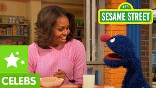 Sesame Street: Michelle Obama&the Most Important Meal