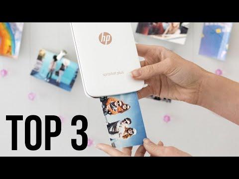 TOP 3 : Meilleure Imprimante Photo Portable 2020