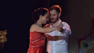 Свадебный танец - аргентинское танго