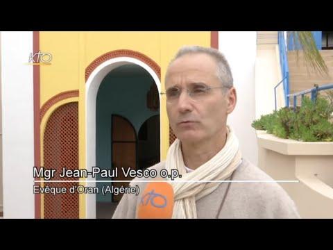 Mgr Vesco : l'enjeu de la béatification des martyrs d'Algérie