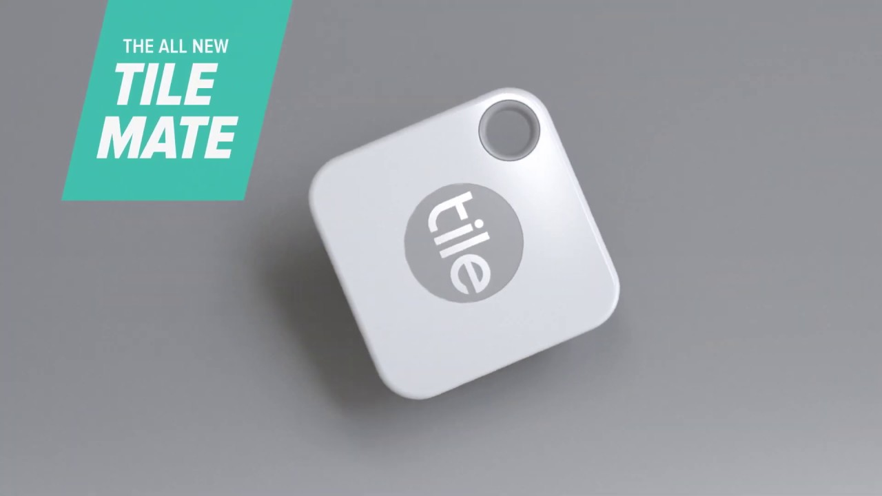 Tile Mate Bluetooth Tracker and Key Finder