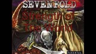 Strength of The World- Avenged Sevenfold- Chipmunks