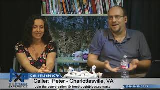 Scared of Death or Hell | Peter (Atheist) - Charlottesville, VA | Atheist Experience 20.43