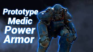 Fallout 4 Mods - Prototype Medic Power Armor