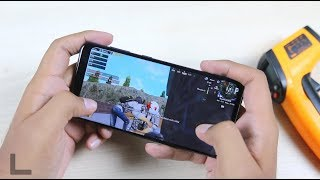 Samsung Galaxy M40 PUBG Mobile Gaming Review with Heating & Battery Drain Test | Hindi
