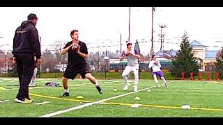 Lavelle Durant Elite Training : LDET QB Training : 2015