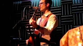 """Tony Lucca """"Death of Me"""" at Joe's Pub NYC"""