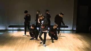 ikon bling bling dance practice mirrored slow - TH-Clip