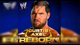 WWE: 'Reborn' (Curtis Axel) [V4] Theme Song + AE (Arena Effect)