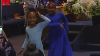 """Joy to the World"" (Anointed 1'z)(Praise Dance)"