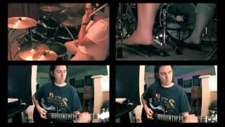 Extol - Burial Album | Guitar & Drum Medley Cover HD