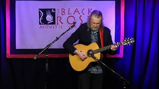 "Beppe Gambetta at BRAS ""Doc Watson Medley: Solid Gone, Way Downtown, Black Mtn Rag"""