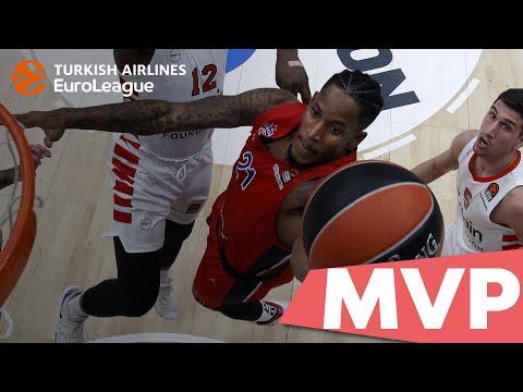 MVP of Round 5: Will Clyburn, CSKA Moscow