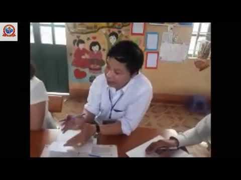 Sinh hoạt chuyên đề dạy tập làm văn cho học sinh lớp 5
